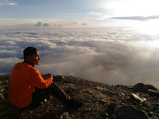Estka, Puncak Gunung Welirang