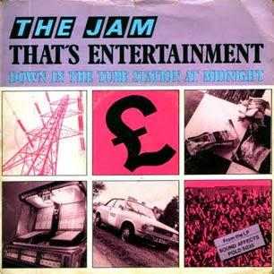 3ea68a0d That's entertainment canción de 1980 de The Jam lanzado en su quinto álbum,  Sound Affects.