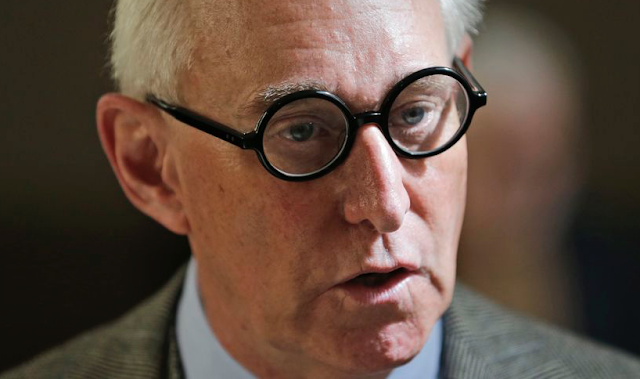 Roger Stone on testifying against Donald Trump: 'I can't think of any circumstance'