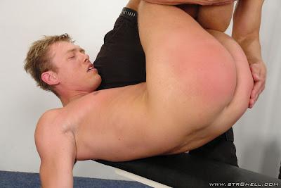 over the knee spanking cartoon