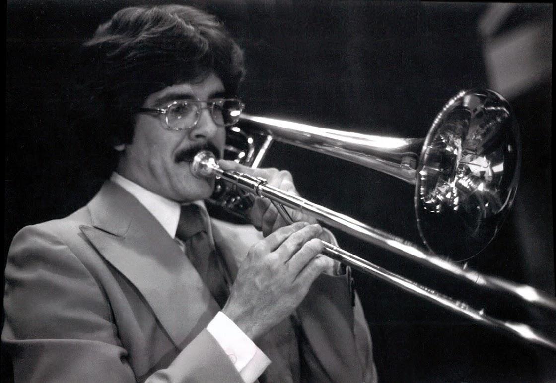 Michael McKibben, Living Sound Trombonist, ca. 1974