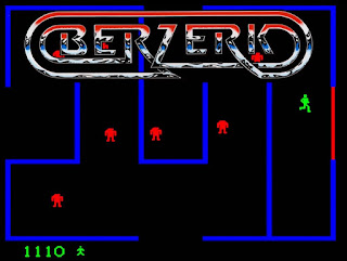 Berzerk, arcade y leyenda urbana