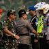 TNI-Polri Gelar Apel Gabungan Operasi Ketupat 2018