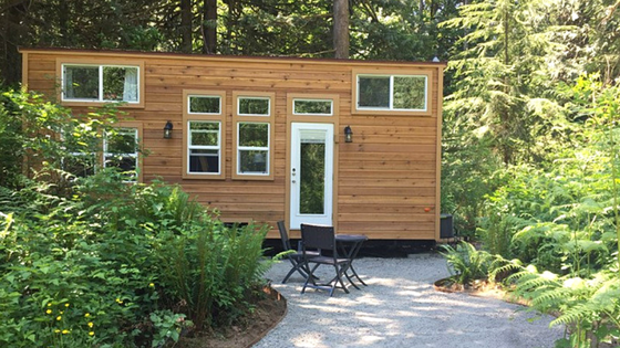 tiny house seattle. Seattle Metro Tiny House (335 Sq Ft)