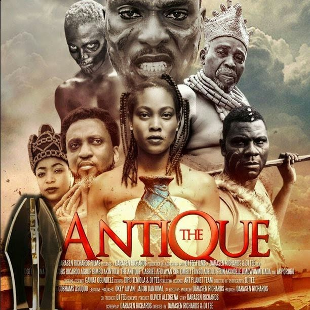 the antique nollywood movie