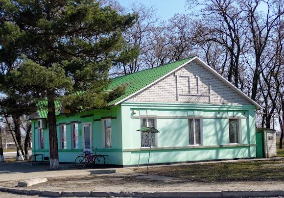 Днепропетровская область, Царичанский район, с. Китайгород. Магазин