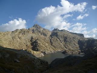 Embalse de Bachimaña-Alto y Serrato