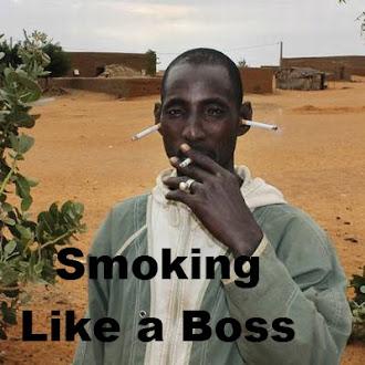 Smoking Like a Boss