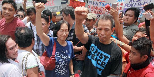 Red Leaders Warn Duterte of US Plot Against Him