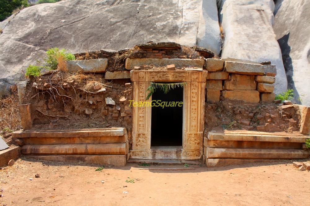 Sri Mukaneshwara Temple, Hulukudi