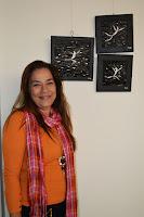 Josiane Fonseca e a sua obra 'A insustentável leveza do ser'