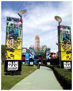 Blue Man Group at Universal CityWalk