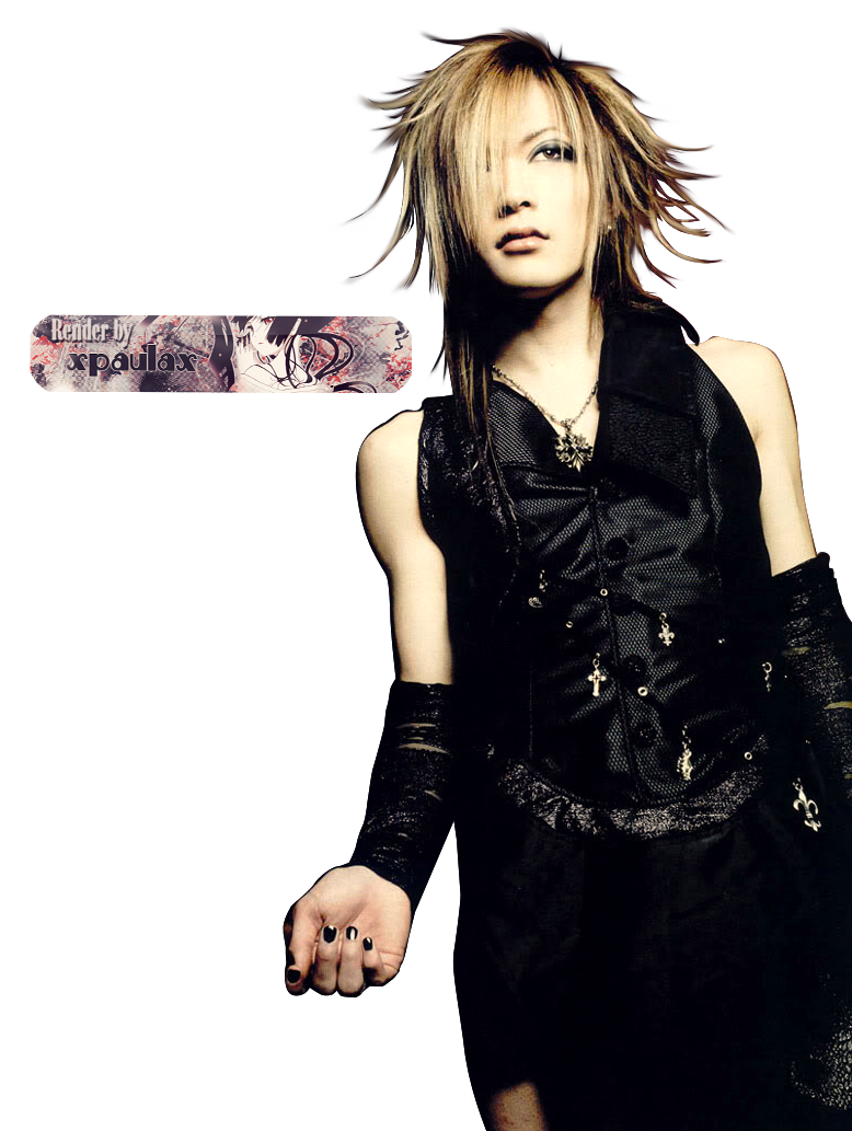 PNG-Reita de The Gazette
