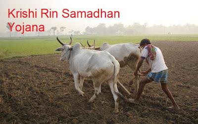 Krishi Rin Samadhan Yojona - A Helping Hand