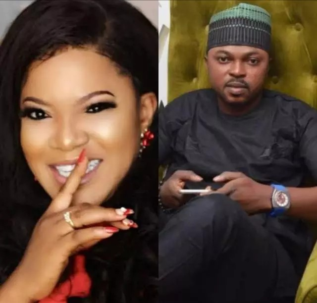 Nollywood Actress, Toyin Abraham Secret Wedding Introduction With Another Actor Leaked