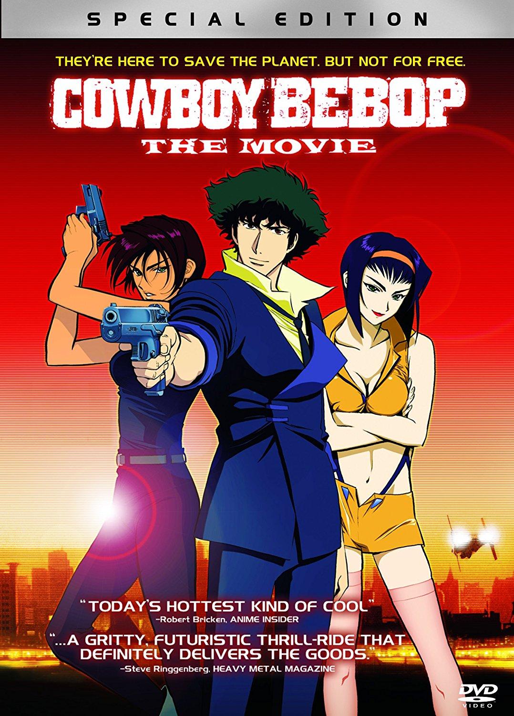 cowboy bebop o filme legendado