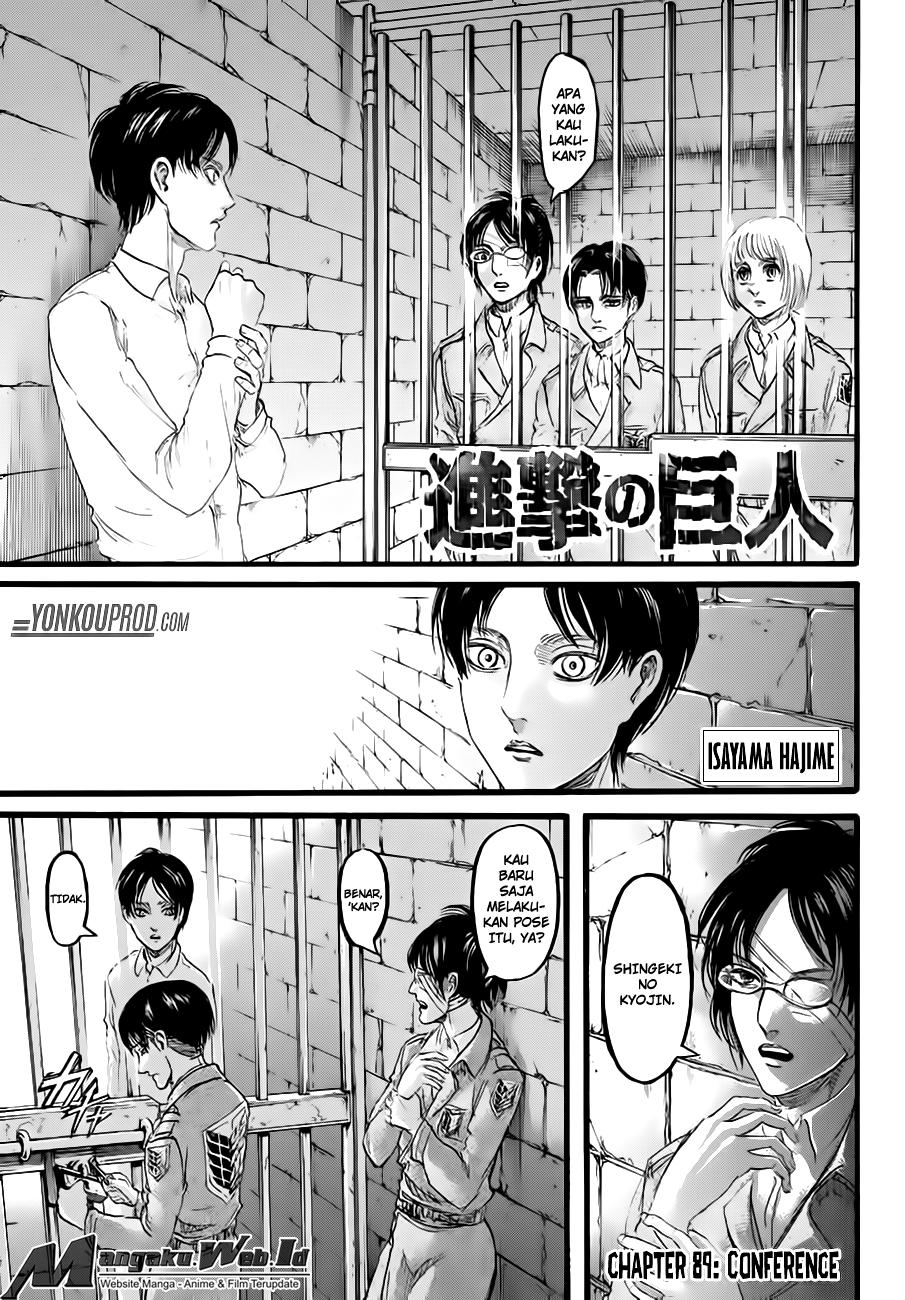 Manga Shingeki No Kyojin Sub Indo : manga, shingeki, kyojin, Manga, Shingeki, Kyojin