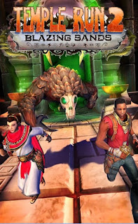 Temple Run 2 Blazing Sands APK download