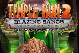 Temple Run 2 APK 'Blazing Sands' Adventure