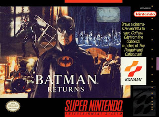 Batman Return [ SNES ]