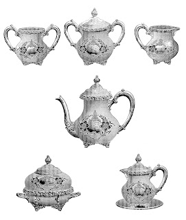 tea teapot kitchen image download collage sheet