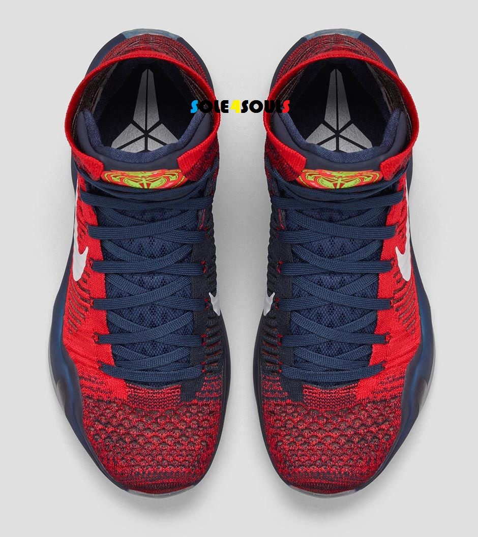 "best authentic 75ff2 fbbdd Nike Kobe 10 Elite ""American"". For Sale   PRE - ORDER"