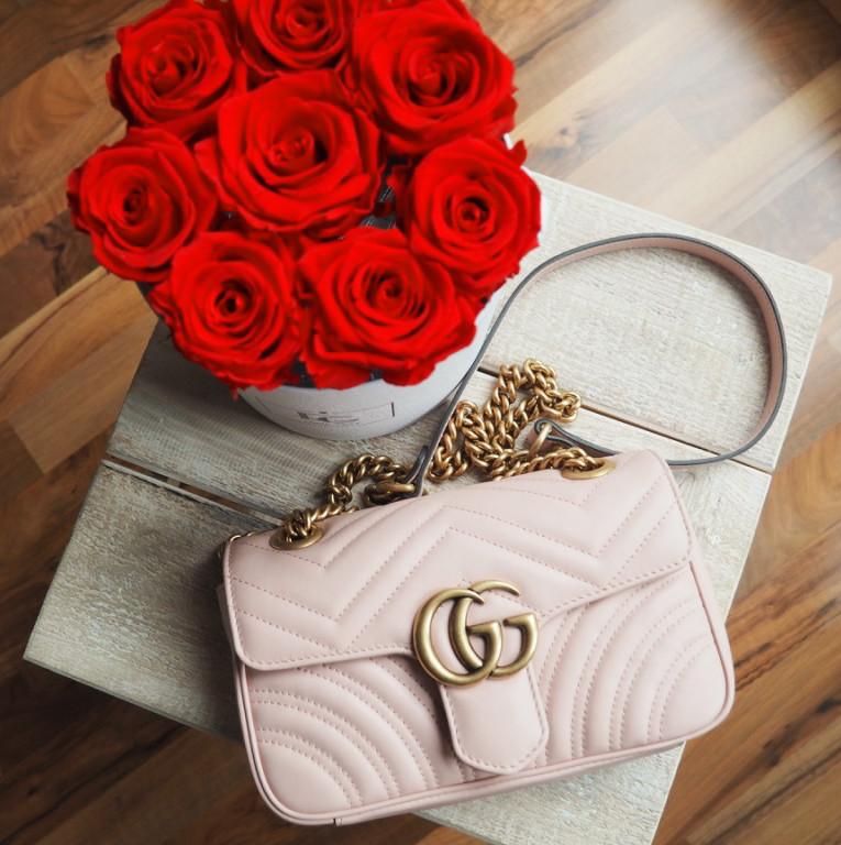 Gucci Tasche rosa