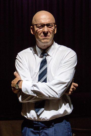 Eero Aho as presidentin Urho Kekkonen