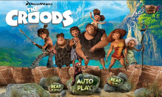 The croods Apk + Data for android