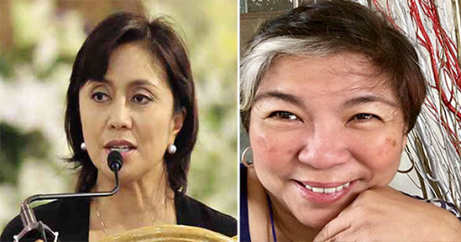 Journalist to Leni: Stop playing the martyr, Leni