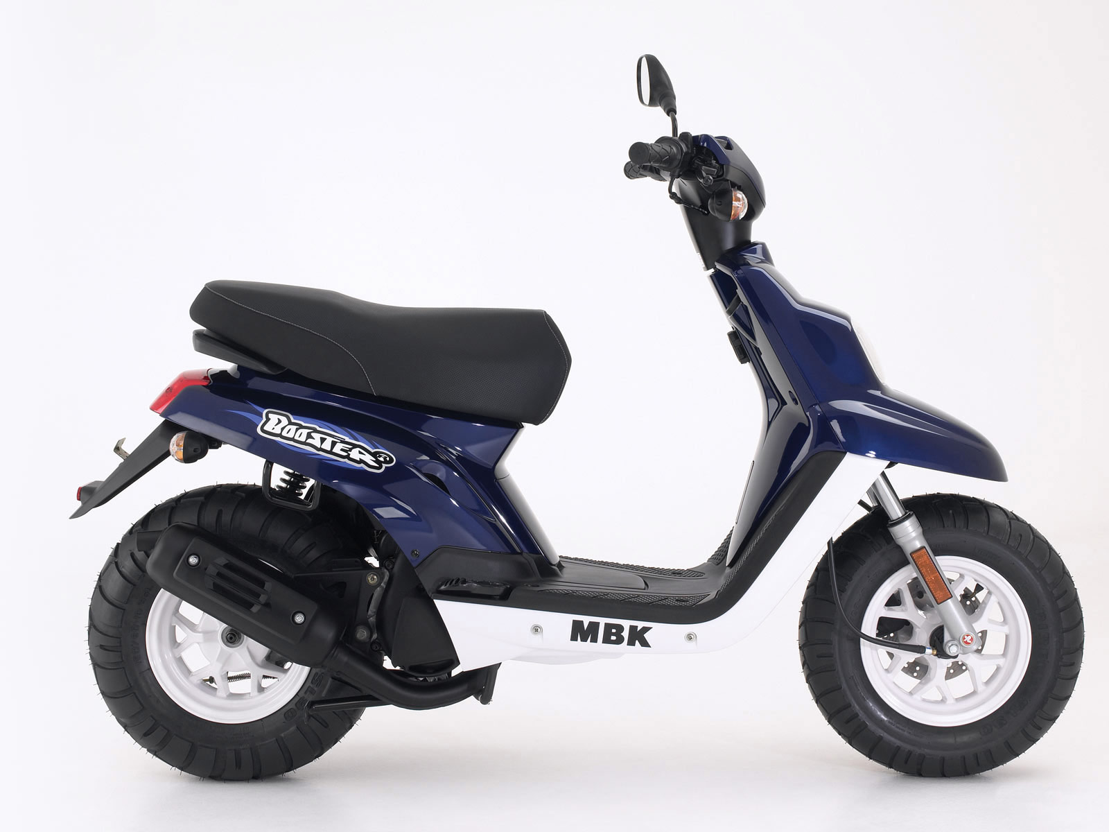 2005 Mbk Booster Scooter Pictures Specifications