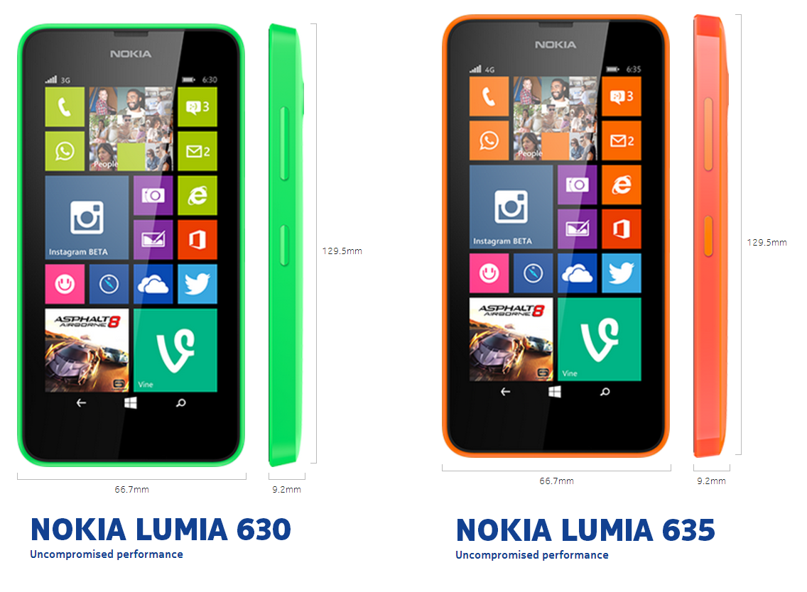 Lumia 630 and  Lumia 635, top tier, Lumia 930, Microsoft, Windows Phone PDA Cortana, Alzkian, Lumia 630, FWVGA, Snap dragon 400, Quad-core Qualcomm, Sensor Core, Pencchtah