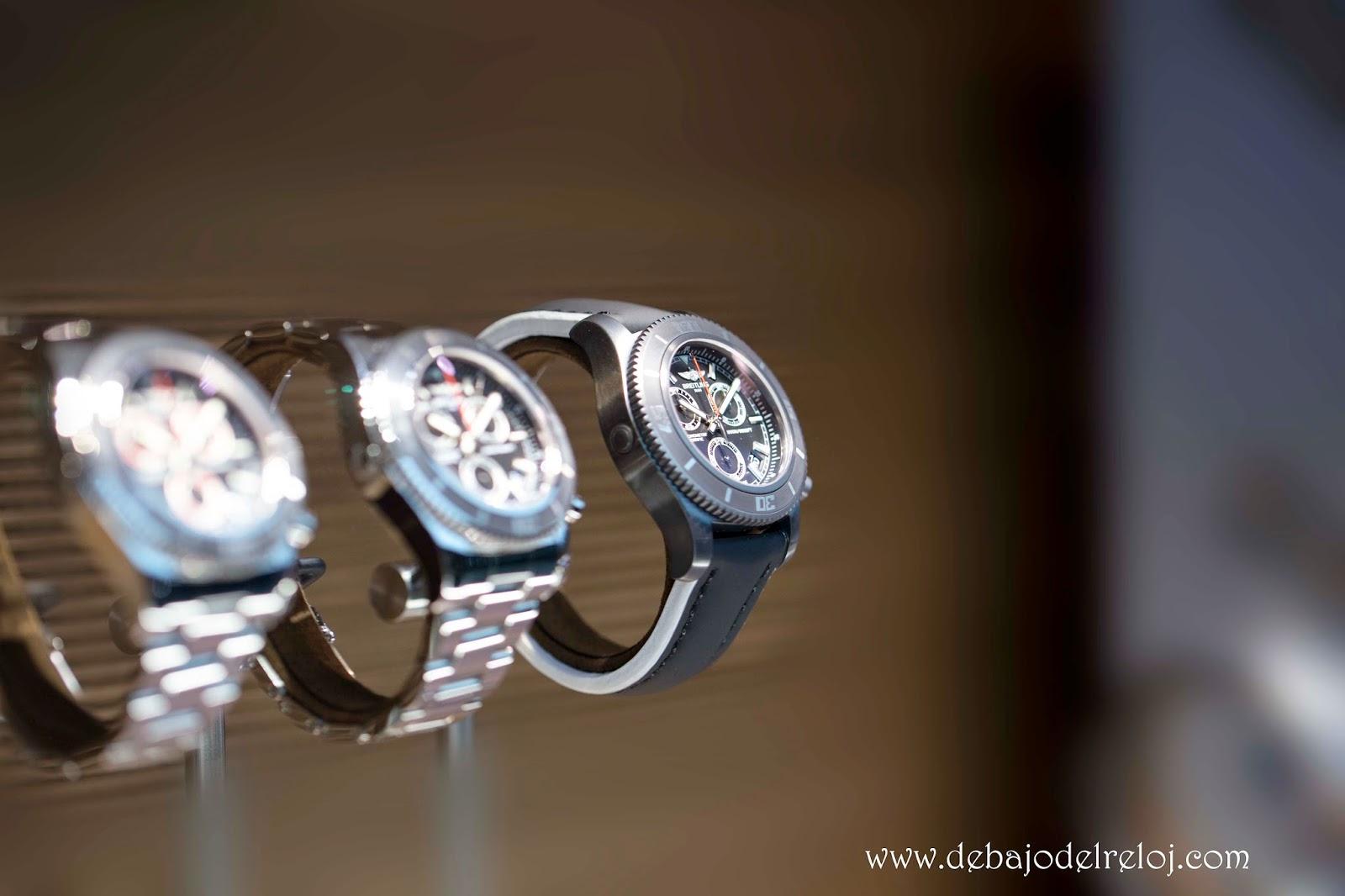 Breitling en basel 20151