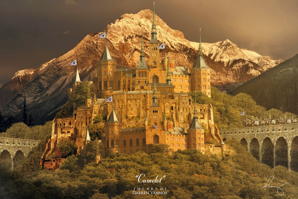 Man, Myth and Magic: Looking For King Arthur's Camelot - Cadbury Castle