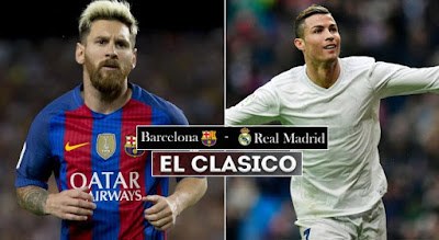 #RealMadrid #Barcelona #Highlight #Messi #Ronaldo