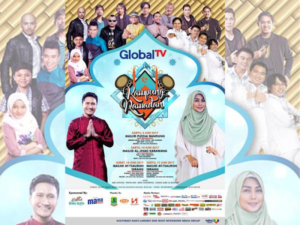 Kampoeng Ramadhan Global TV Hadir di Karawang