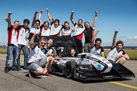 Swiss student develops world fastest cars