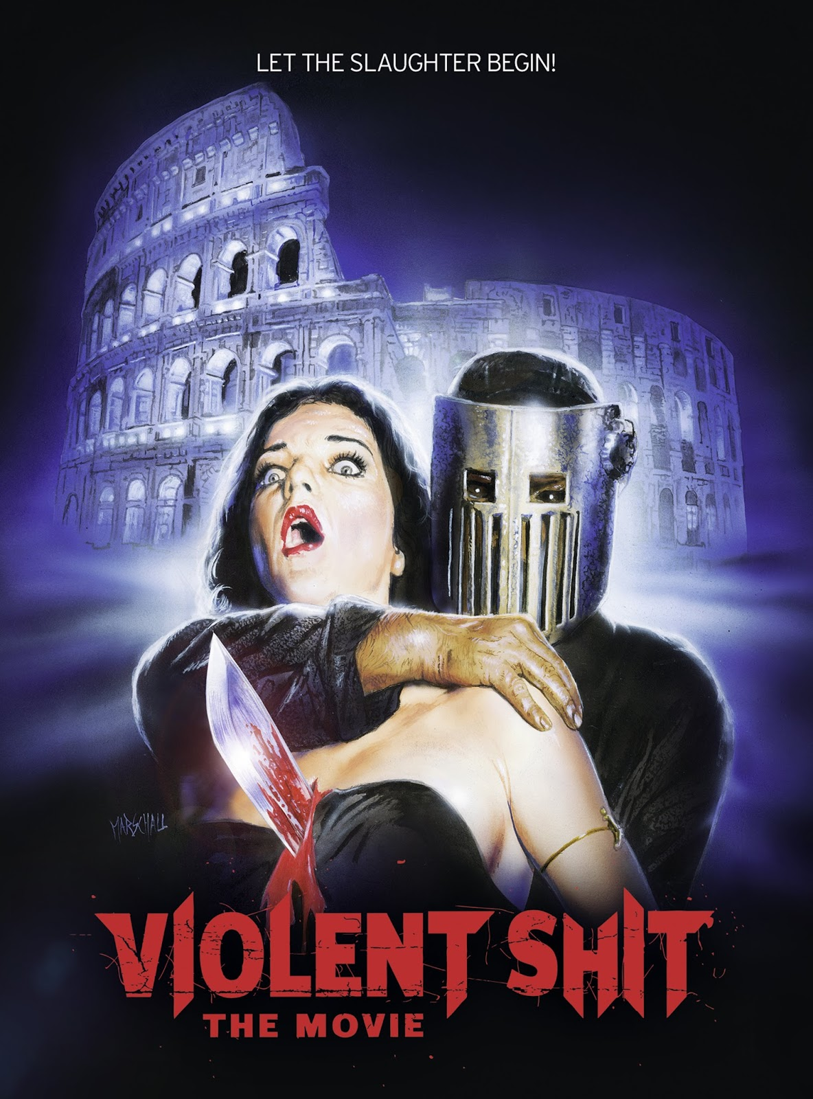 Violent Shit: The Movie (2015)