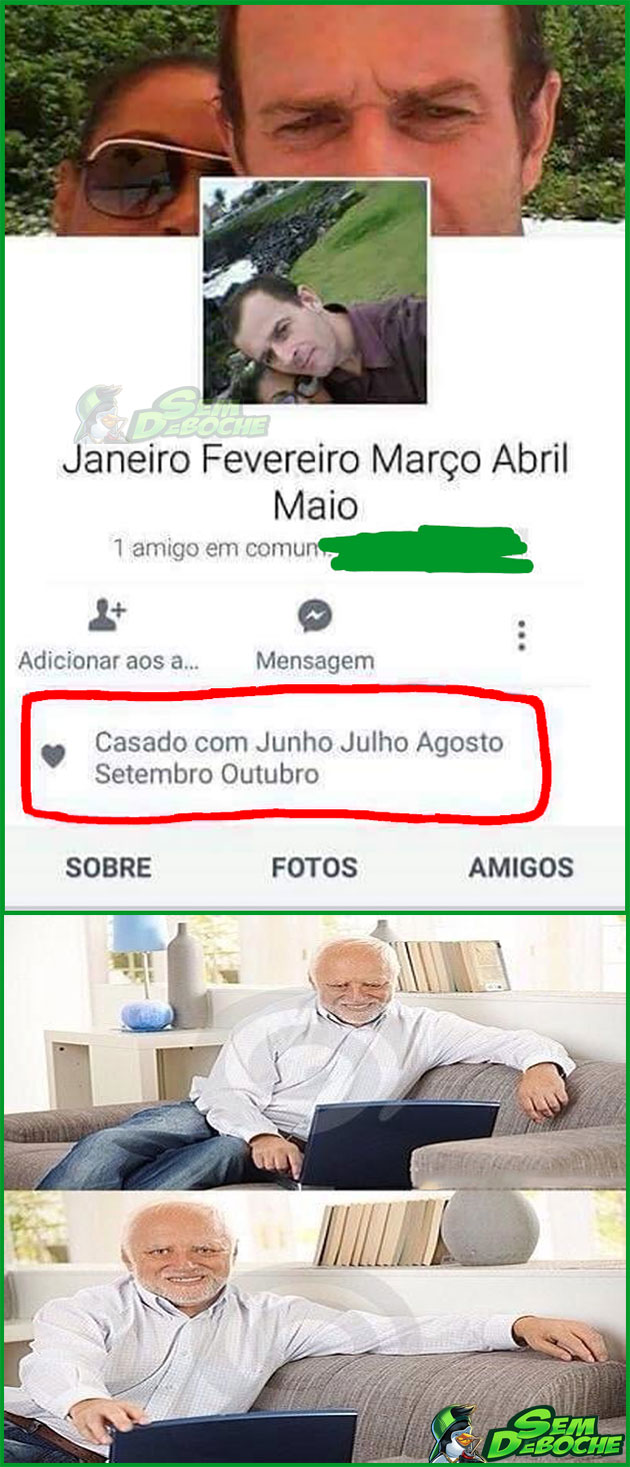 JUNTOS ELES FORMAM O CASAL DO ANO