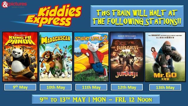 &Pictures Kiddies Express #thelifesway #photoyatra