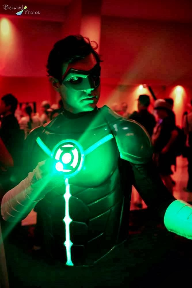 Cosplay Feature Iobject Cosplay And Law S Injustice Green