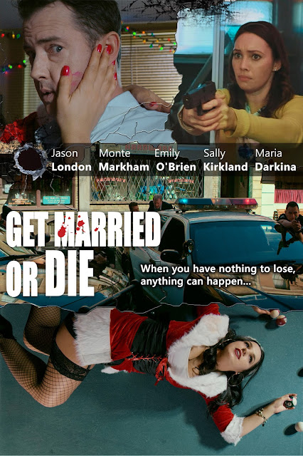 get married or die poster