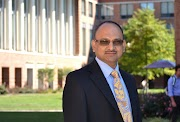Joining the 'JLU family' straight from Ohio, USA: Dr. Nilesh Khare, Dean Executive and Distance Education.