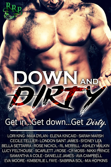 Get in. Get down. Get dirty #Preorder Down and Dirty #romance #collection @romancerebels69