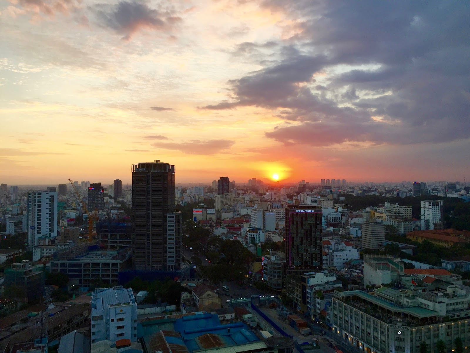 Thailand and Vietnam: Saigon | Cleared and Ready for Takeoff