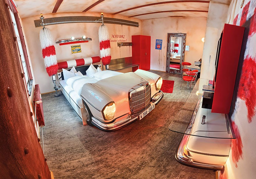 20. V8 Hotel, Stuttgart - 26 Of The Coolest Hotels In The Whole Wide World