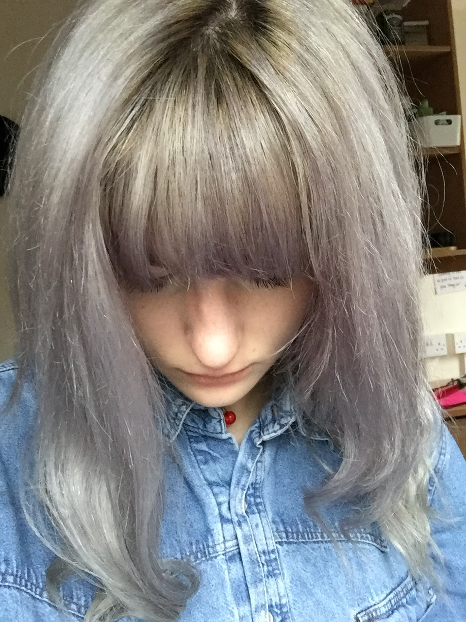 The best grey hair dye?! Makki Professional Hair Colouring ...
