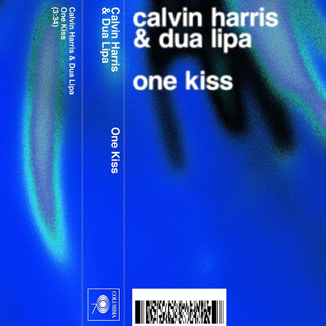 "Calvin Harris Teams Up With Dua Lipa For ""One Kiss"""