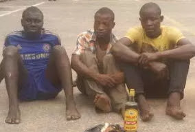 3 hunters arrested with human head niger state