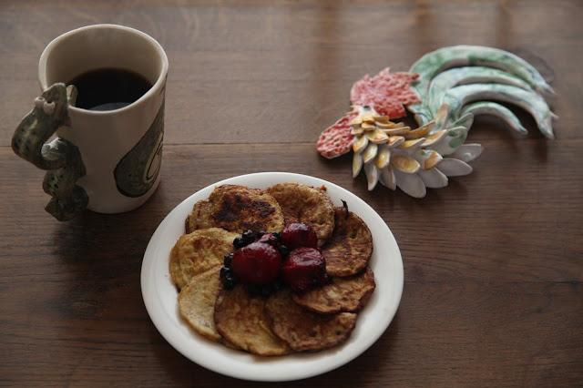 aamupala, banaaniletut